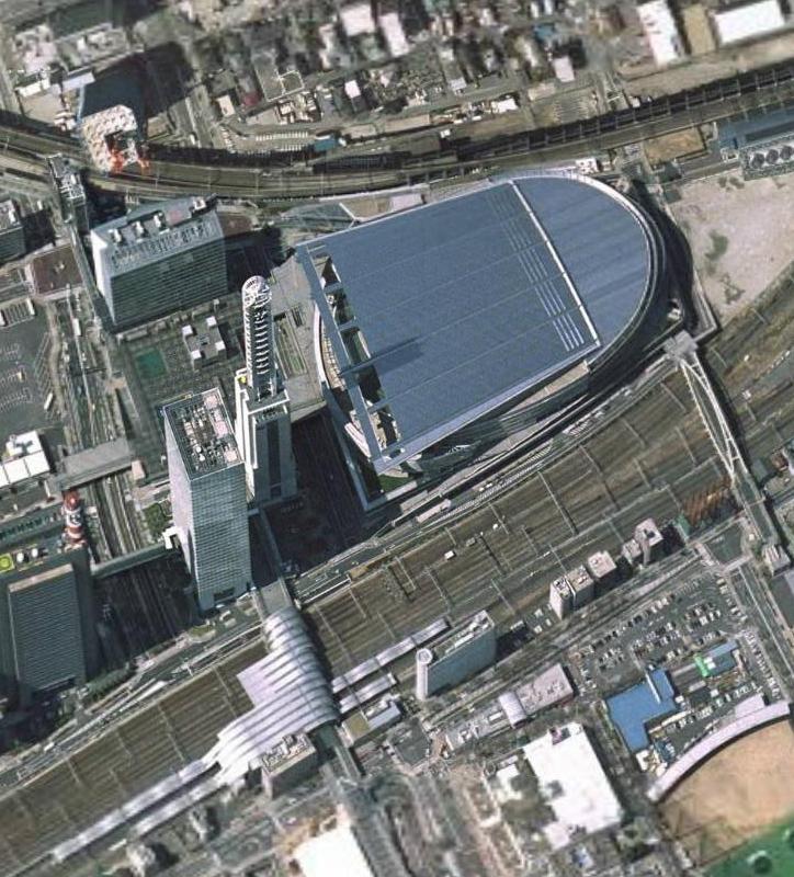 Saitama Super Arena - Data, Photos & Plans - WikiArquitectura