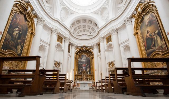 San Carlo alle Quattro Fontane - Data, Photos & Plans ...