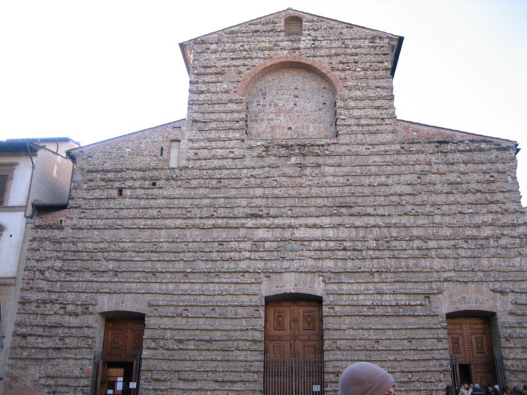 Round Table San Lorenzo Basilica Of San Lorenzo Data Photos Plans Wikiarquitectura