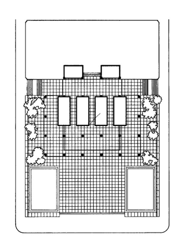 Seagram Building - Data, Photos & Plans - WikiArquitectura