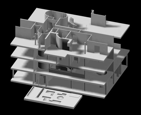 Villa Stein De Monzie Data Photos amp Plans