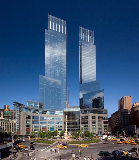 Warner Center Apartments: Data, Photos & Plans