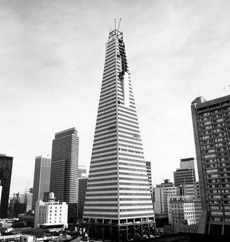 Transamerica Pyramid Data Photos Amp Plans Wikiarquitectura