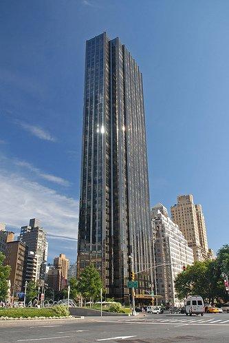 Trump International Hotel Amp Tower Nyc Data Photos