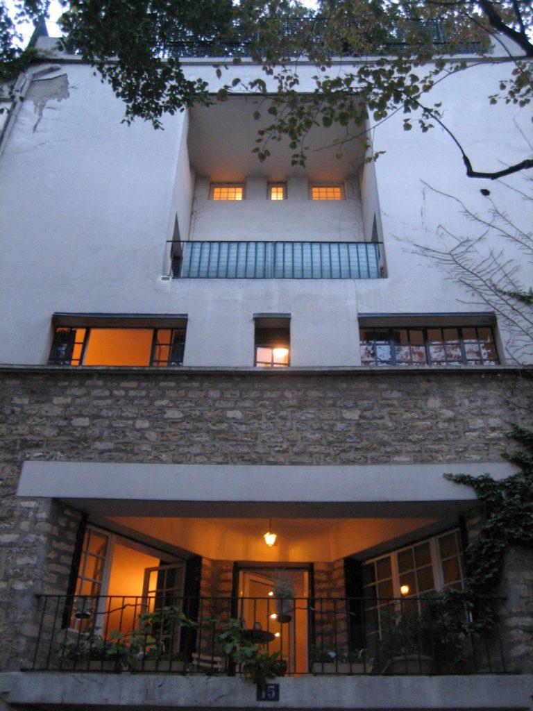 Tristan Tzara House - Data, Photos & Plans - WikiArquitectura
