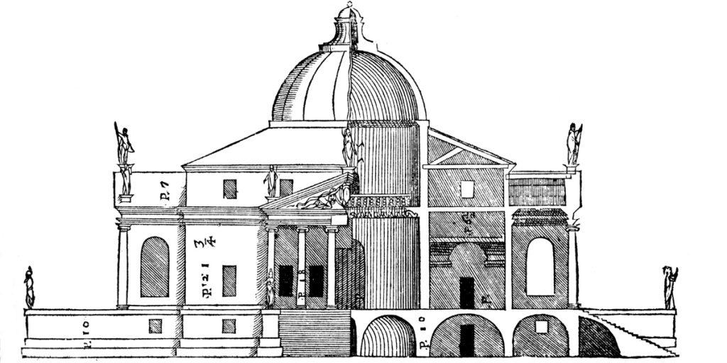 Palladio Villa Rotunda