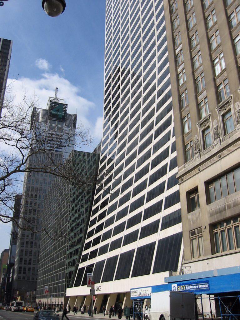 W R Grace Building Data Photos Amp Plans Wikiarquitectura