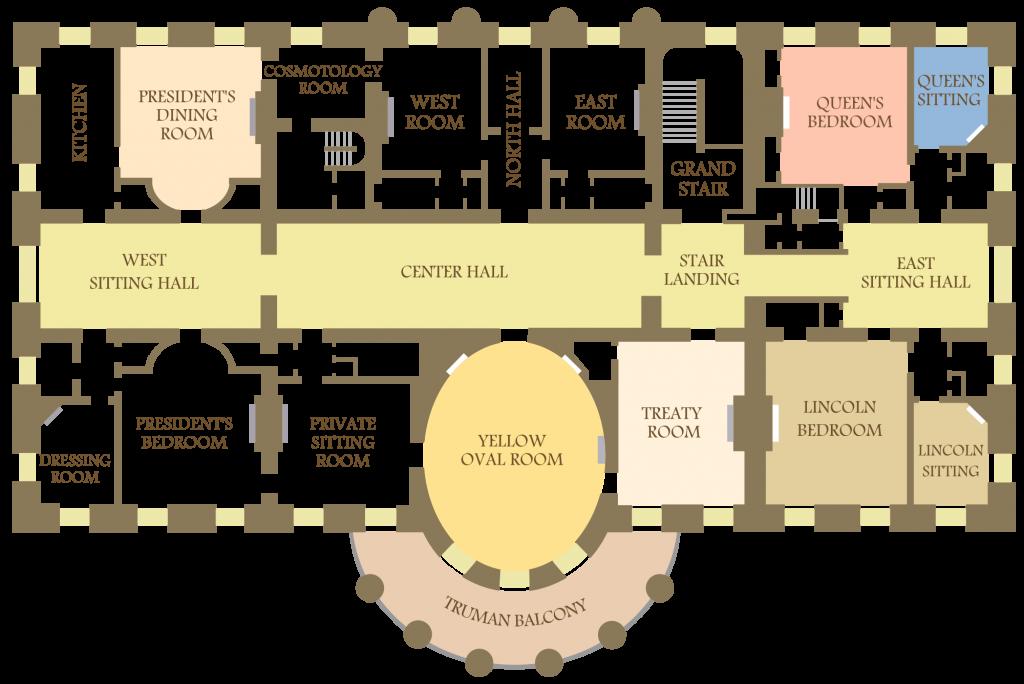 white house - data, photos & plans - wikiarquitectura