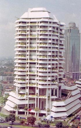 Wisma Dharmala Tower Data Photos Amp Plans Wikiarquitectura