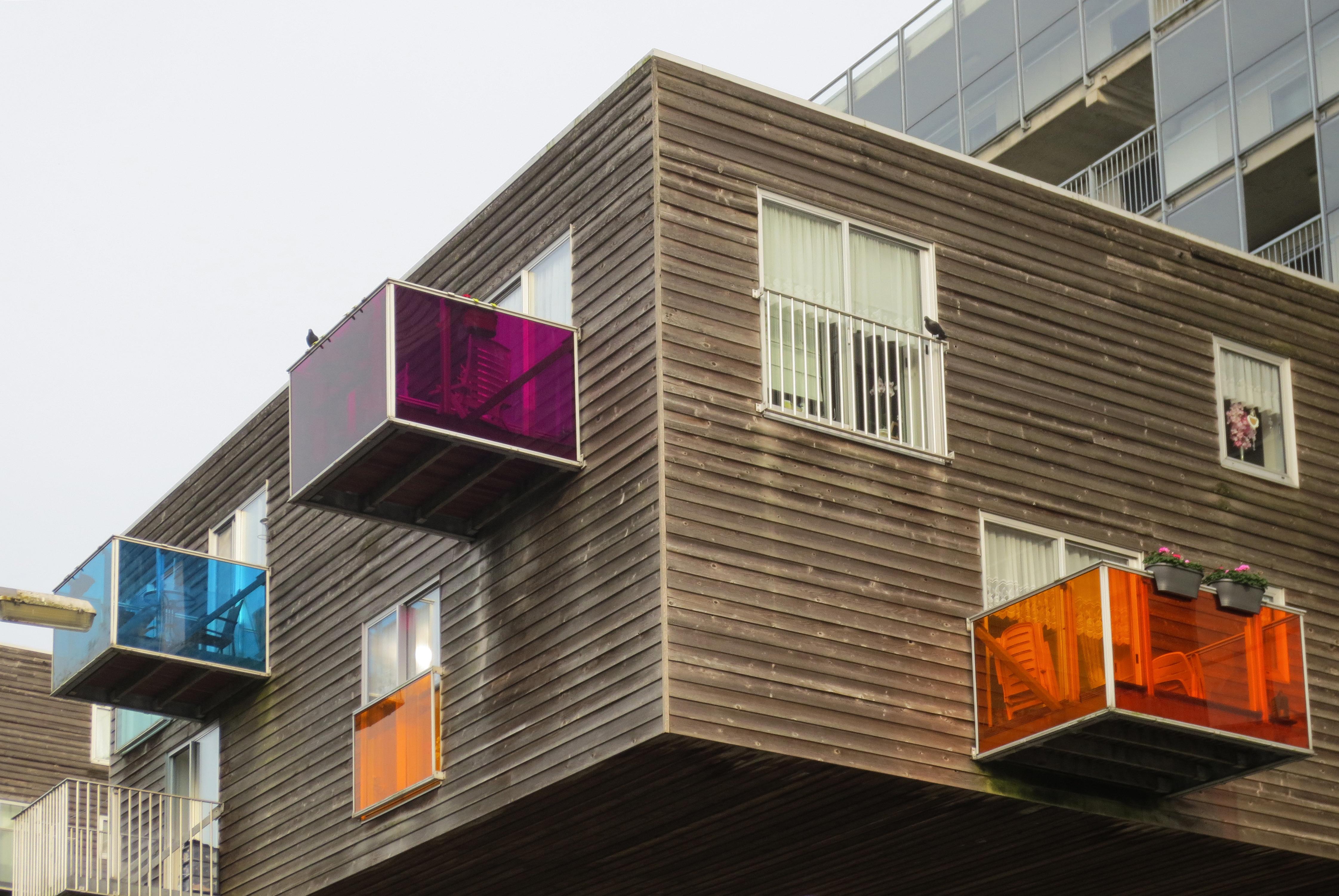 Wozoco Apartments in Amsterdam - Data, Photos & Plans ...