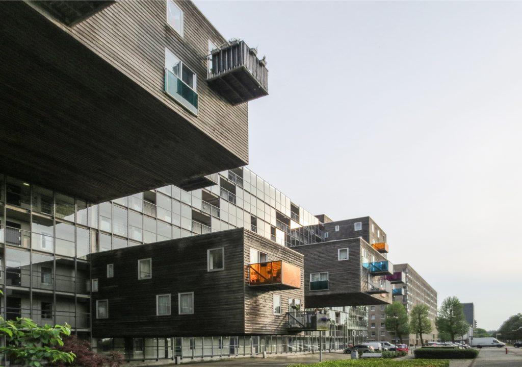 Wozoco Apartments In Amsterdam Data Photos Amp Plans