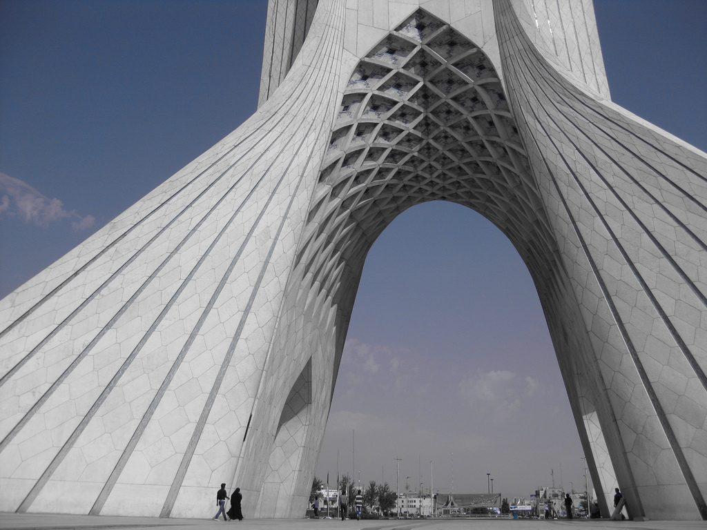 Azadi Tower - Data, Photos \u0026 Plans - WikiArquitectura