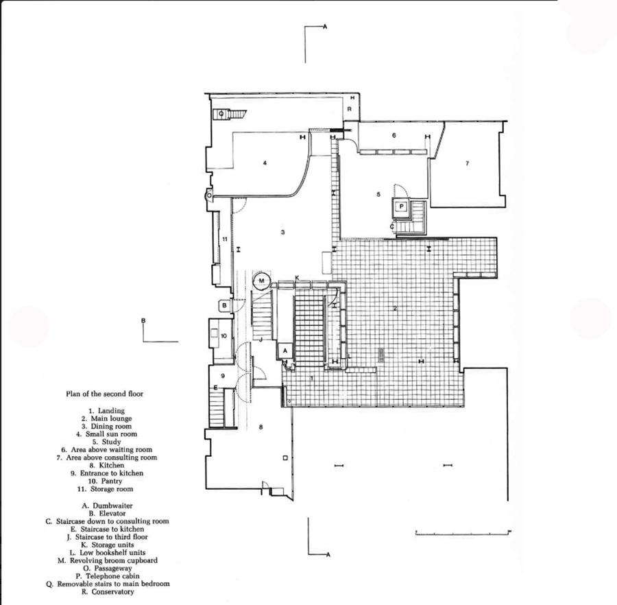 Maison De Verre Data Photos Plans Wikiarquitectura